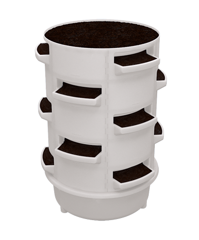 Soil based barrel example configruation