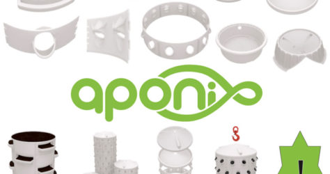Aponix Newsletter 2017-09 – Vertical Versatility with New Parts