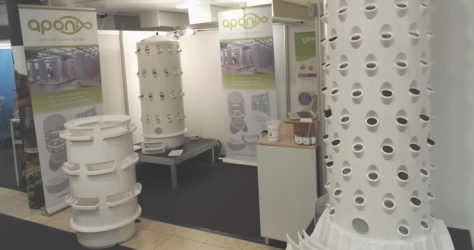 aponix at IPM Essen 2018
