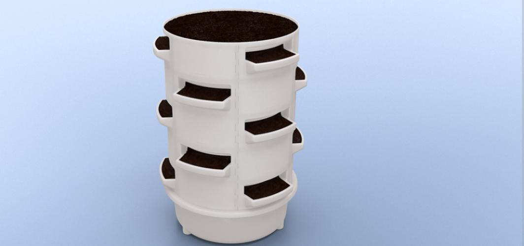 Soil-Based Raised Bed Alternative