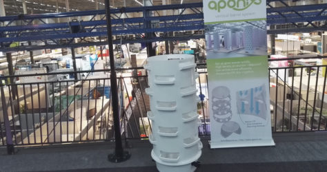 Aponix at HortiContact 2018