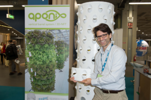 Aponix at Seeds&Chips 2018