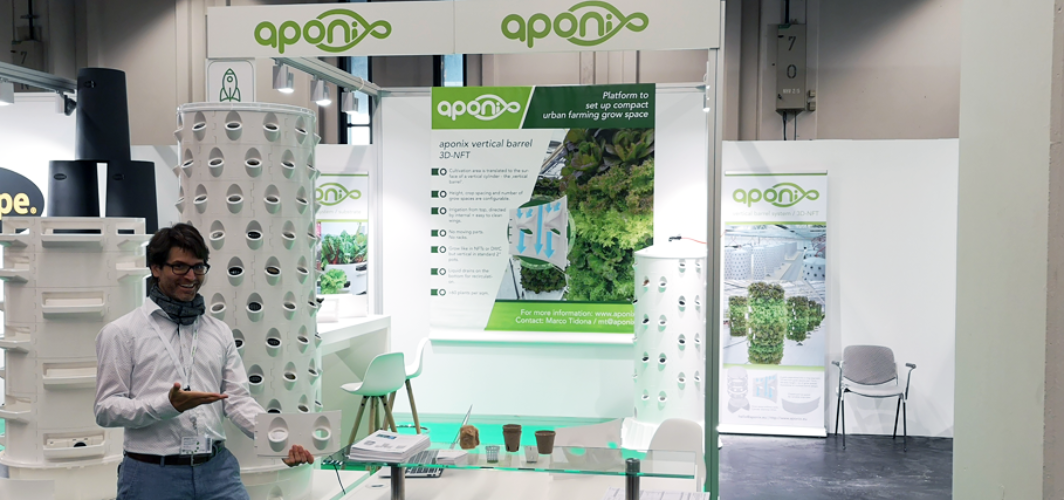 Aponix at spoga+gafa 2018