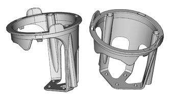 Reusable Trellis Plugpot – 2inch/5cm