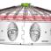 Sprinkler lid on barrel top